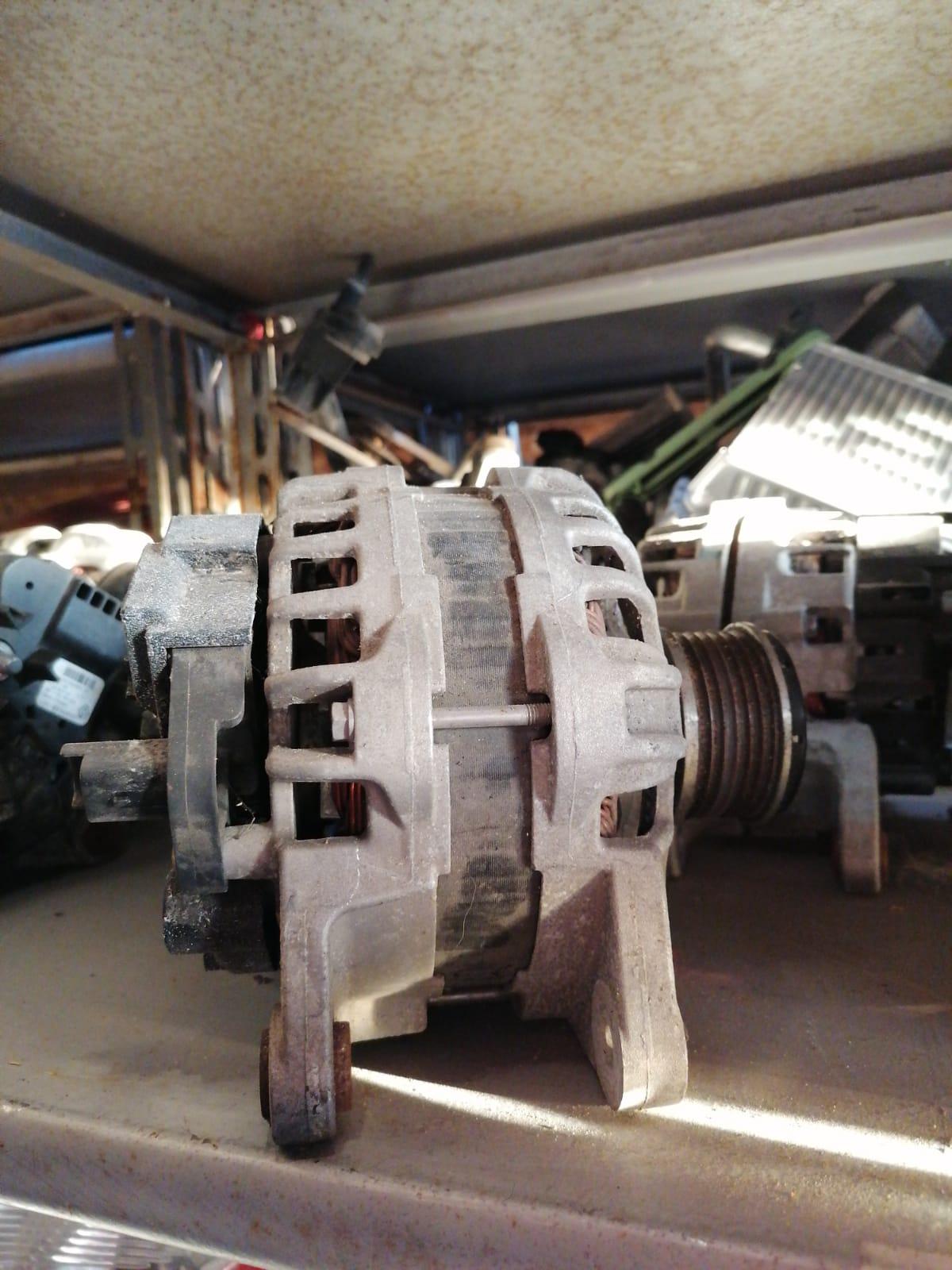 Alternator Dacia Logan cod OEM: 231002949R,telefon 0730912000,SABARENI la iesire din Chitila